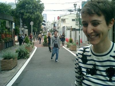 Colette's Sarah on Cat Street