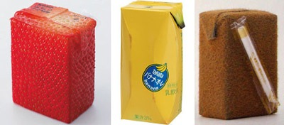 Juice Packaging by Fukasawa